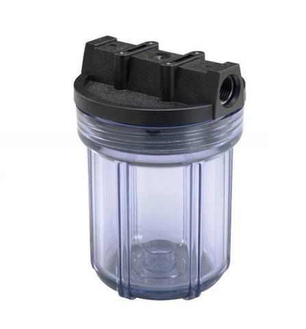 Магистральный фильтр с прозрачным корпусом Raifil C889-B34PR-BN