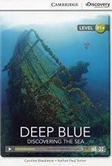 Deep Blue: Discovering Sea Bk +Online Access