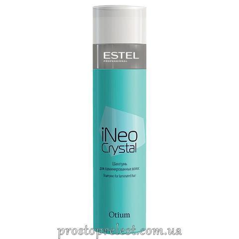 Estel Otium INeo-Crystal Shampoo - Шампунь-уход для ламинированных волос