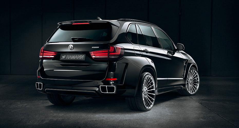 Обвес Hamann Widebody для BMW X5 F15 Копия