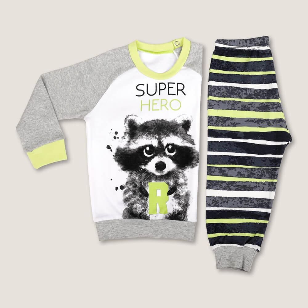 Пижама детская E20K-15P102