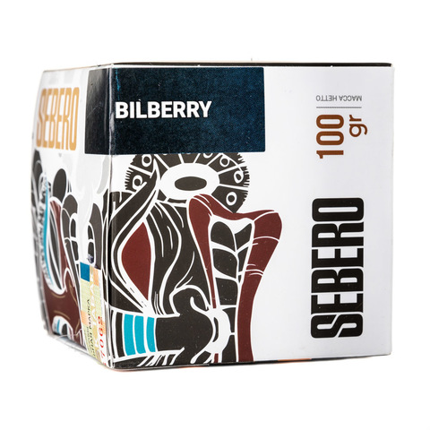 Табак Sebero Bilberry (Черника) 100 г
