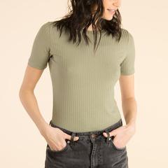 Женская футболка E21K-22M102
