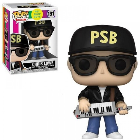 Chris Lowe (Pet Shop Boys) Funko Pop! Vinyl Figure