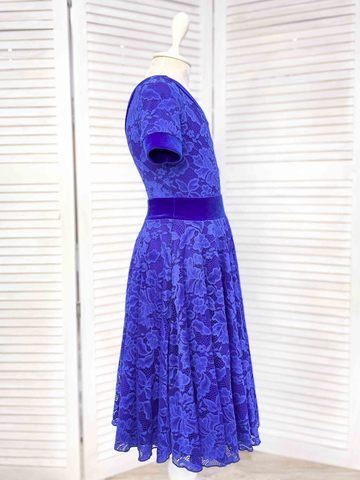 Рейтинговое платье из гипюра
