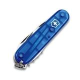 Нож перочинный Victorinox Climber 1.3703.T2 91мм 18 функций полупрозрачный синий