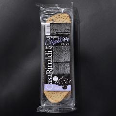 Хлебцы Casa Rinaldi Чиабаттини с оливками 140г