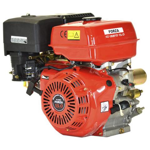Двигатель FORZA FZ 413E, с электростартером