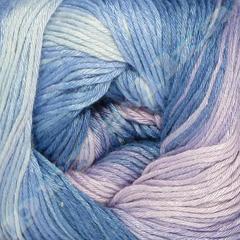 3683 (Белый,лиловый,голубой,лазурь)