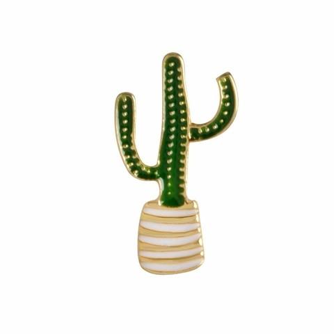 Значок, пін - Пустельний кактус
