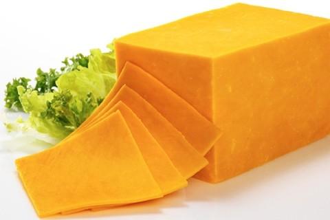 Сыр Чеддер  СЫРЫ И КОЛБАСЫ ИП ПОТАПОВА 1кг