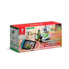 Игра Nintendo Mario Kart Live: Home Circuit набор Luigi