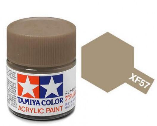 Tamiya Акрил XF-57 Краска Tamiya, Кожаный Матовый (Buff), акрил 10мл import_files_02_02759cd75aac11e4bc9550465d8a474f_95b3155a5b6211e4b26b002643f9dbb0.jpg
