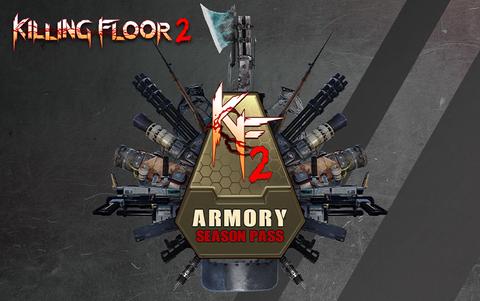 Killing Floor 2 - Armory Season Pass (для ПК, цифровой ключ)