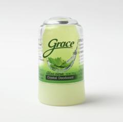 Дезодорант АЛОЭ ВЕРА кристаллический  Deodorant Aloe Vera, ТМ Grace