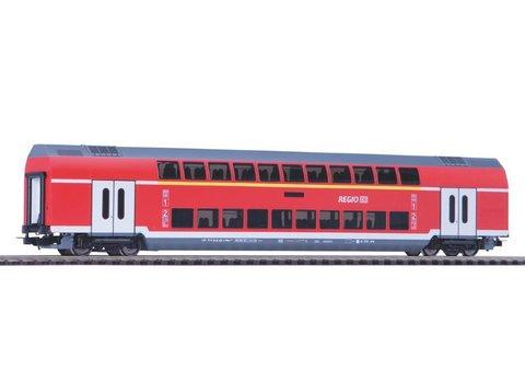 Двухэтажный пассажирский вагон 1/2-го класса DB Regio VI