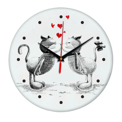 Сувенир и подарок часы cats0088