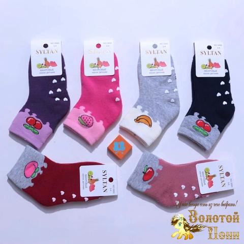 Носки махровые детские (1-6) 210908-S-3890