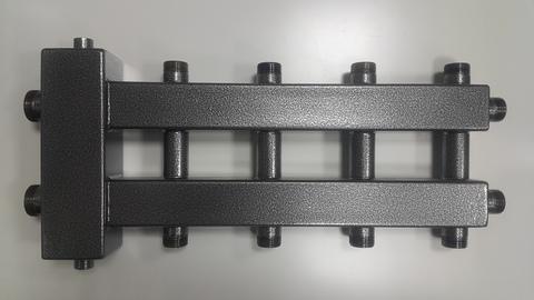 Балансировочный коллектор - Гидрусс BME-60-5DU