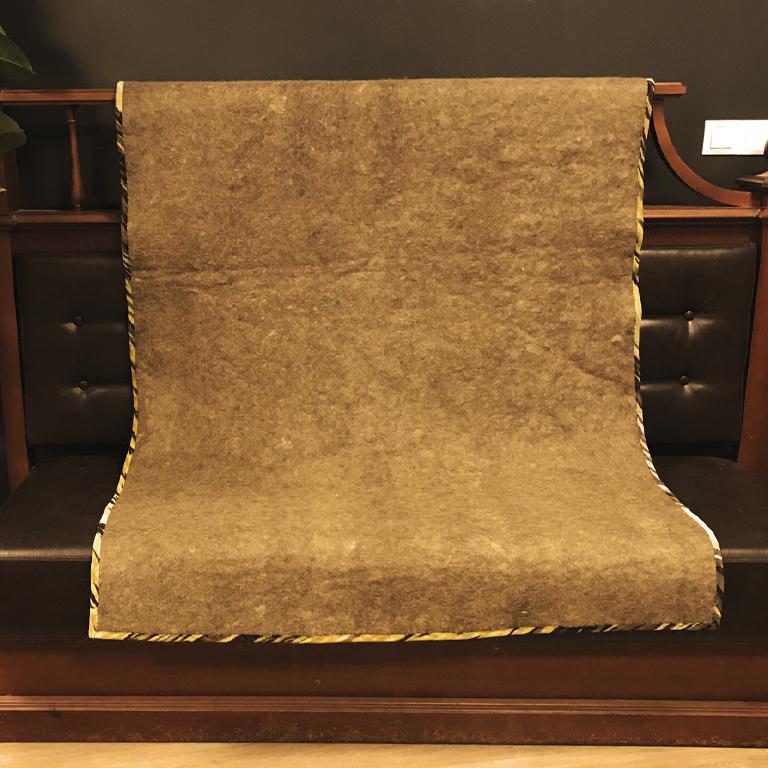 Одеяло из верблюжьей шерсти с шелком