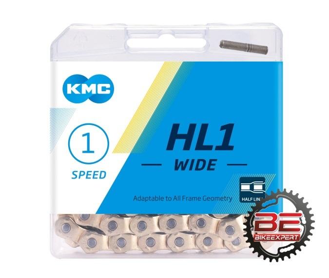Цепь KMC HL1 Half Link