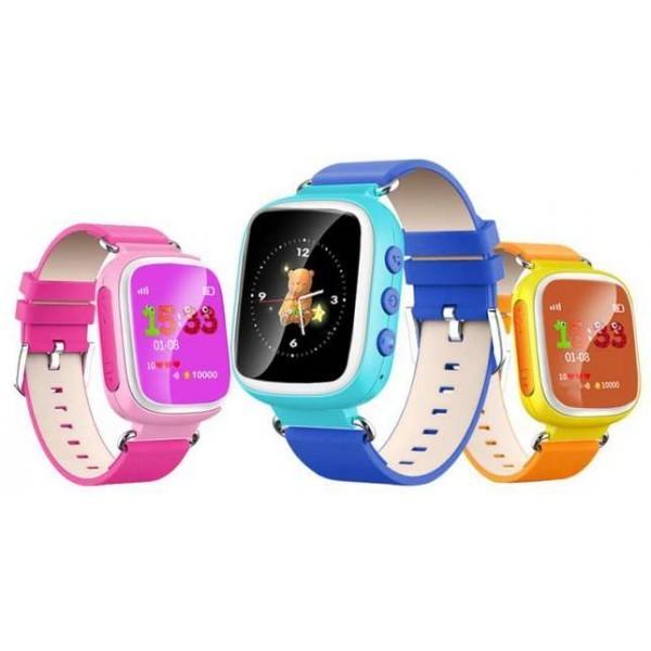 Умные часы/будильники Детские часы с GPS маяком Smart Baby Watch Q60S chasi_Q60s.jpg