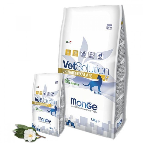 Monge Cat Urinary Oxalate 400 гр.