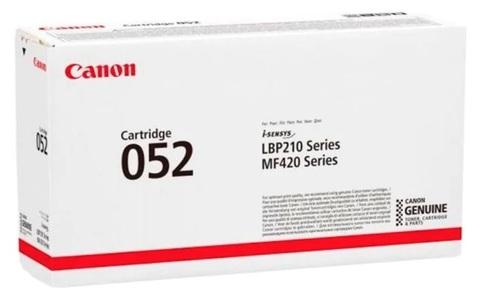 Картридж Canon 052 Bk 2199C002 черный