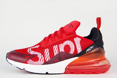 кроссовки Nike Air Max 270 x Supreme Red