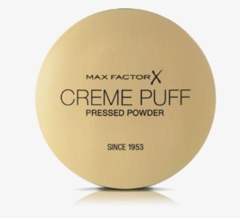Max Factor Creme Puff Refill тональная крем-пудра тон 55 Candle Glow