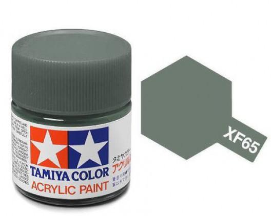 Tamiya Акрил XF-65 Краска Tamiya, Серый Полевой Матовый (Field Grey), акрил 10мл import_files_02_02759cdf5aac11e4bc9550465d8a474f_95b315625b6211e4b26b002643f9dbb0.jpg