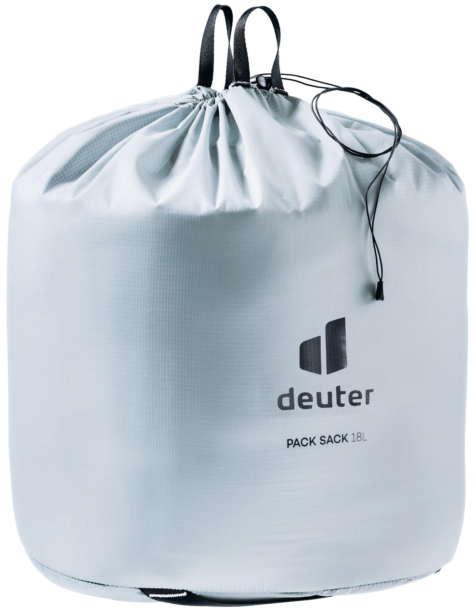 Новинки Упаковочный мешок Deuter Pack Sack 18 (2021) 3941321-4012-PackSack18-w20-d0.jpg