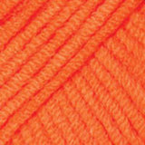 Пряжа YarnArt Jeans 77 оранжевый