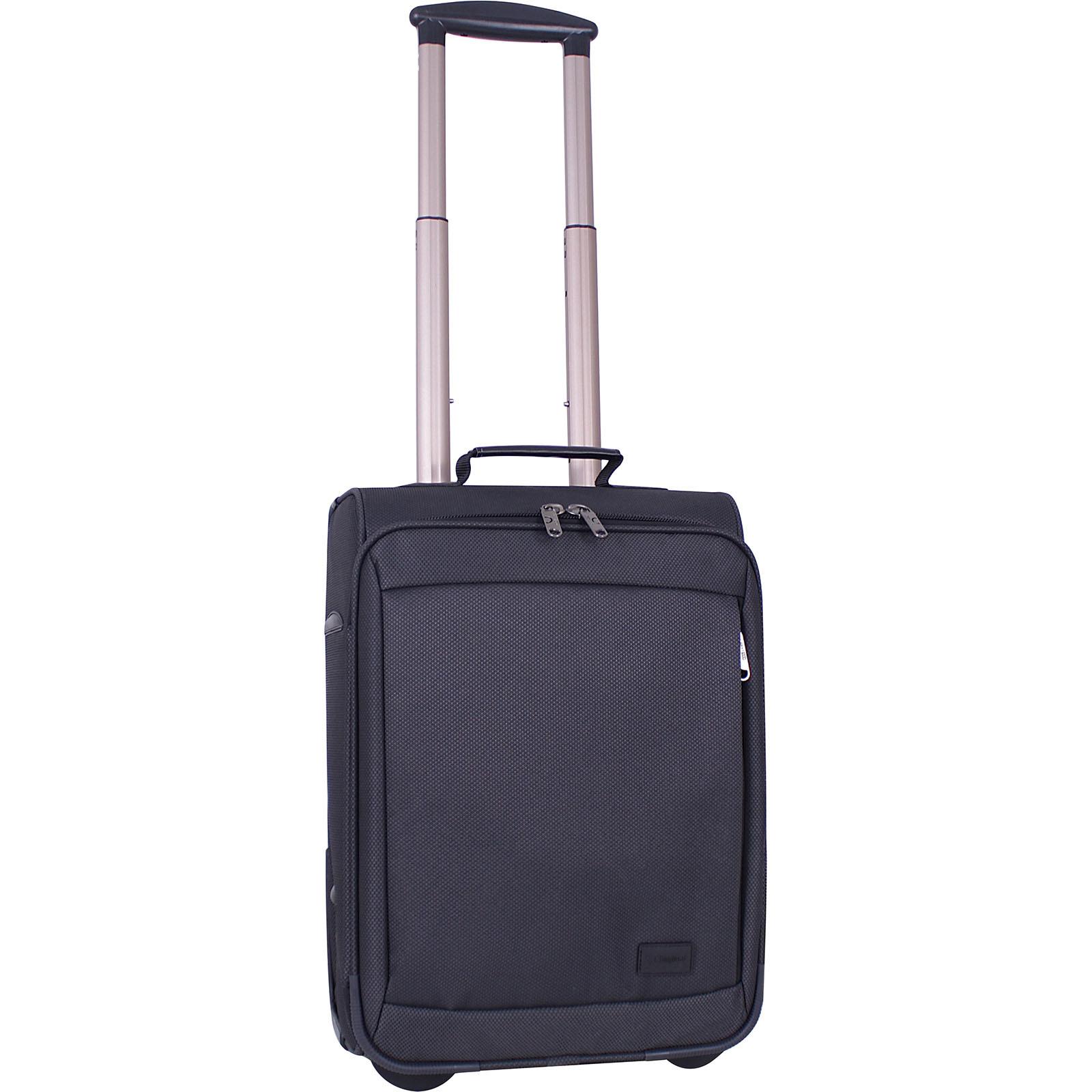 Дорожные чемоданы Чемодан Bagland Ambassador 27 л. Чёрный (0037616917) IMG_9166.JPG