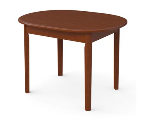 Стол обеденный ВМ40 раскладной овальный дуб