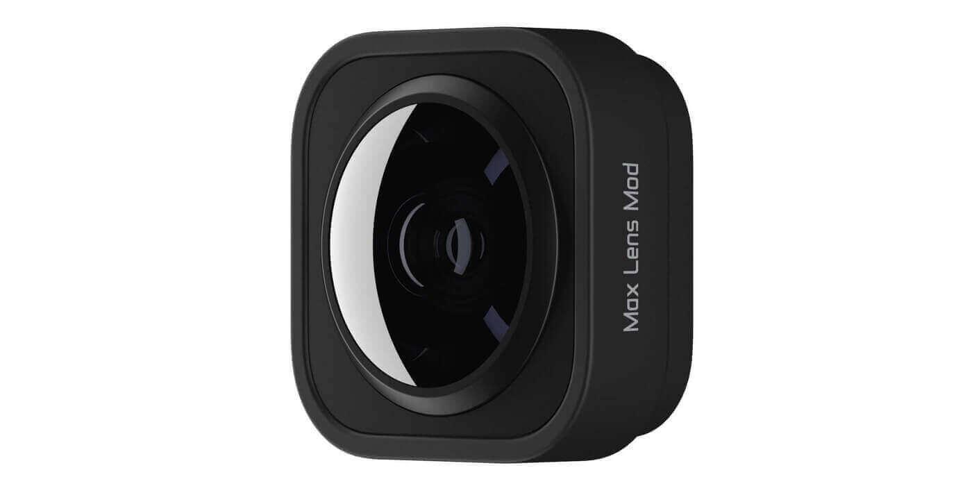 Модульная линза для камеры HERO9 GoPro ADWAL-001 (MAX Lens Mod) вид справа