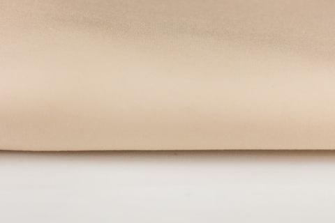 Тканина для тіла ляльки Let's make Відріз 50х45 см трикотаж ляльковий преміум, світло-бежевий