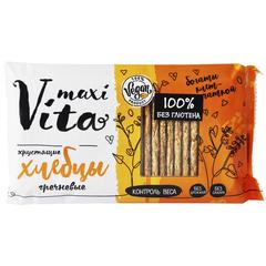 Хлебцы хрустящие гречневые MaxiVita 150г