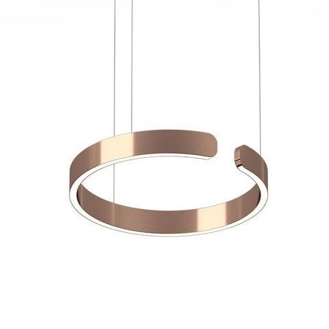 Подвесной светильник копия Mito by Occio (золотой)