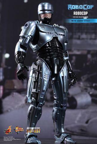 Robocop Movie Masterpiece 1/6 Scale Figure Series Diecast