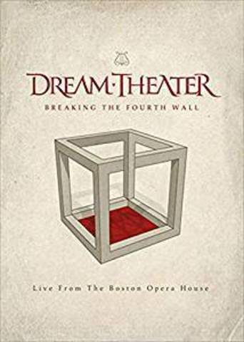 DREAM THEATER: Breaking The Fourth Wall - Live From The Boston Opera House