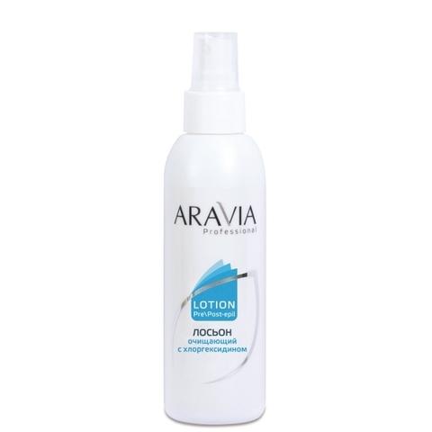 Антисептическое средство для рук Aravia лосьон спрей 150 мл