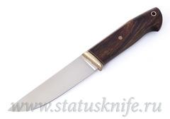 Нож авторский S125VN Мокуме ironwood 121 мм