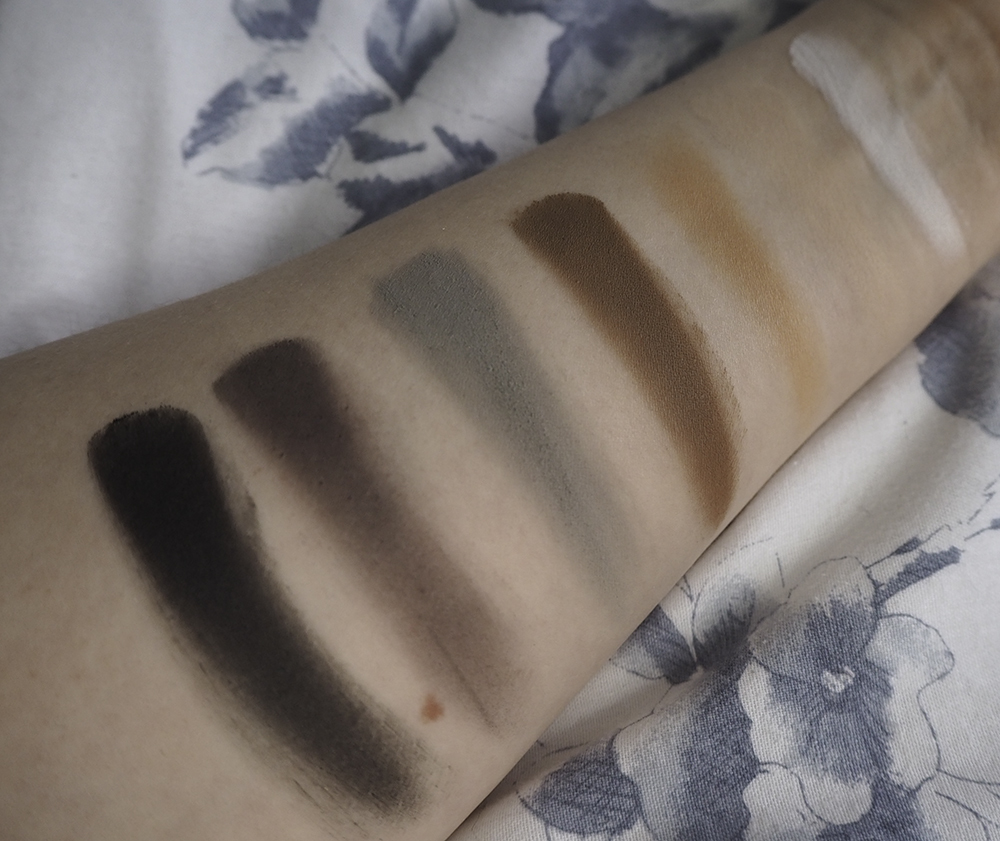 BEAUTY BAY EYN Nude Matte 9 Colour Palette