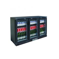 Холодильный шкаф витринного типа GASTRORAG SC316G.A (1350х535х870 мм, 0,25 кВт) +2…+8оС