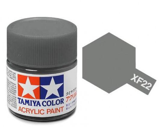 Tamiya Акрил XF-22 Краска Tamiya, Серый RLM Матовый (RLM Grey), акрил 10мл import_files_02_02759cc85aac11e4bc9550465d8a474f_e3fbec455b5511e4b26b002643f9dbb0.jpg