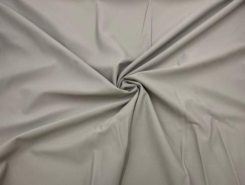 Сетка неэластичная серо-пудровая Lauma (метражом)