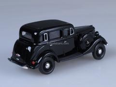 GAZ-61-72 black 1:43 Nash Avtoprom