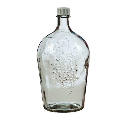 Бутылка стеклянная 4.5 л «Ровоам»