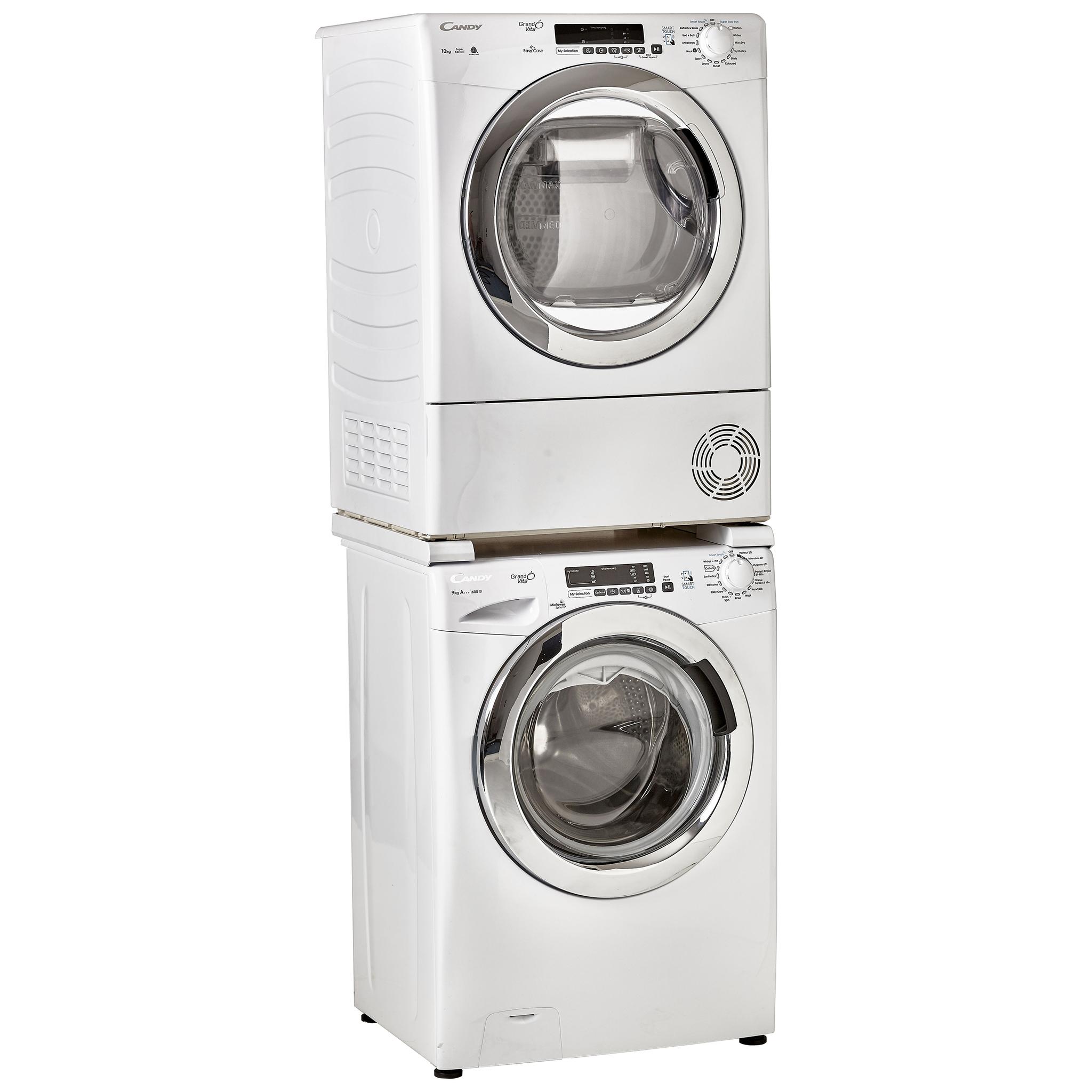 Соединительные элементы Соединительный элемент для сушильных и стиральных машин STACKING KIT WHT